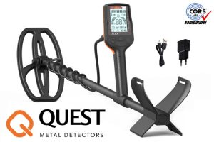 metalldetektor quest x10